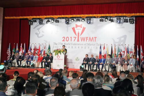 37th WFMT World congress in  Taiwan